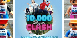 Stappenclash regio Midden-West-Vlaanderen